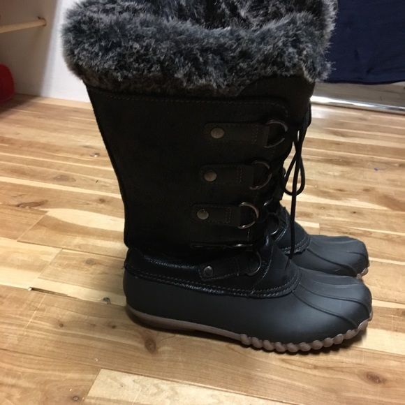 a5033c107c688 Yuu Yuu Fiona cold weather boots